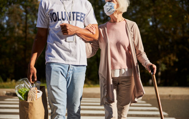 Volunteering with Older Persons